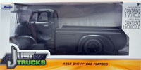 1952 CHEVY COE FLATBED(FLAT BLACK)