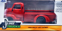 1952 CHEVY COE FLATBED(RED)