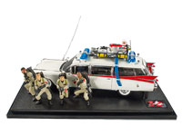 CULT CLASSICS-GHOSTBUSTERS 30th ANNIVERSARY ECTO-1