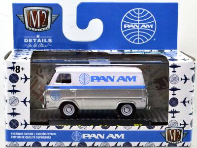 1965 FORD ECONOLINE DELIVERY VAN - PAN AMERICAN