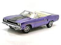 GMP 1/18 1970 PLYMOUTH ROAD RUNNER CONVERTIBLE