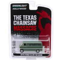 THE TEXAS SAW MASSACRE - 1972 FORD CLUB WAGON