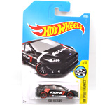 FORD FOCUS RS (BLACK)