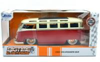 BIGTIME MUSCLE  - 1962 VOLKSWAGEN BUS(RED)