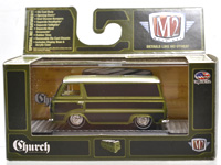 1963 FORD ECONOLINE CHURCH VAN GO(CHASE CAR)