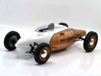 BELLY TANKER - SO-CAL SPEED SHOP (GOLD/WHITE)