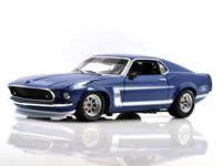 TEAM SHELBY'S-1969 BOSS 302 TRANS AM MUSTANG ST VR