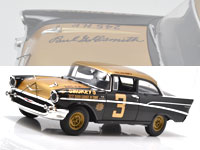 SMOKEY YUNICK'S #3 1957 CHEVROLET BEL AIR(SIGNED)