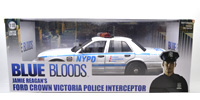 BLUE BLOODS - JAMIE REAGAN'S 2001 FORD CROWN VIC