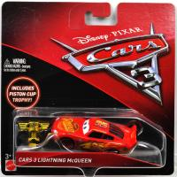 CARS 3 LIGHTNING McQUEEN / PISTON CUP TROPHY