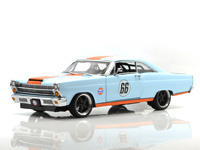 GMP 1:18 1967 FORD FAIRLANE STREET FIGHTER -GULF