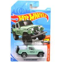 '67 JEEPSTER COMMANDO (GREEN)