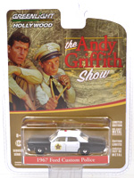 THE ANDY GRIFFITH - 1967 FORD CUSTOM POLICE