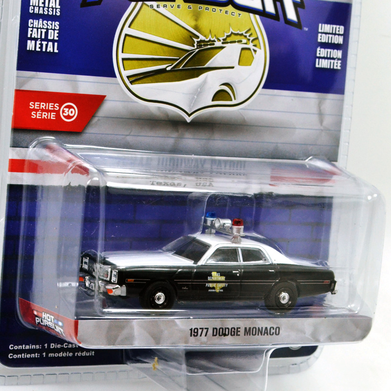 1978 DODGE MONACO CHP CALIFORNIA HIGHWAY POLICE CAR 1//64 SCALE DIECAST MODEL
