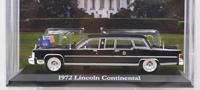 1972 LINCOLN CONTINENTAL - GERALD R. FORD