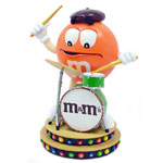 M&M's BAND (ORANGE DRUM)