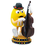 M&M's BAND (YELLOW CONTRABASS)