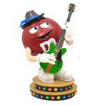 M&M's BAND (RED GUITAR)