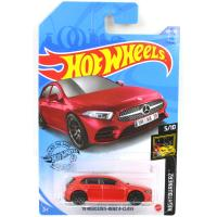 '19 MERCEDES-BENZ A-CLASS (RED)