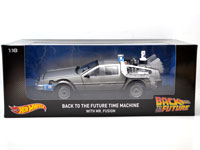 BACK TO THE FUTURE - TIME MACHINE WITH MR. FUSION