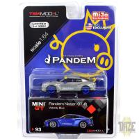 PANDEM NISSAN GT-R R35 w/DUCK TAIL(CHASE CAR)