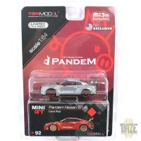 PANDEM NISSAN GT-R R35 w/GT WING (CHASE CAR)