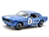 1968 DAN GURNEY MUSTANG - SHELBY RACING CO. #2