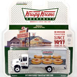 INTERNATIONAL DURASTAR BOX VAN - KRISPY KREME