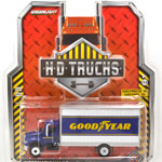 INTERNATIONAL DURASTAR BOX TRUCK - GOODYEAR