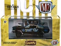 1966 FORD MUSTANG GASSER (BLACK)