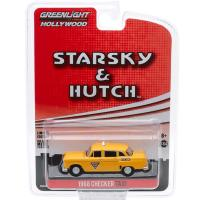 STARSKY AND HUTCH 1968 CHECKER TAXI - METRO CAB Co