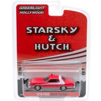 STARSKY AND HUTCH -1976 FORD GRAN TORINO(DIRTY VER