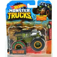 BONE SHAKER (BLACK/GREEN)
