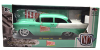 1957 CHEVROLET 150 - HOLLEY