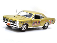 ACME 1:18 1966 PONTIAC GTO - ACE WILSON'S ROYAL