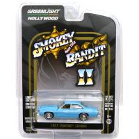 SMOKY AND THE  BANDIT II - 1977 PONTIAC LEMANS WED