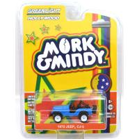 MORK & MINDY - 1972 JEEP CJ-5