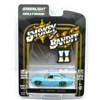 SMOKY AND THE  BANDIT II - 1977 LEMANS (GREEN MACH