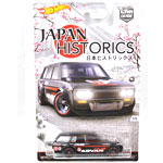 JAPAN HISTRICS - 71 DATSUN 510 WAGON