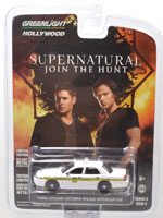SUPERNATURAL - FORD CROWN VIC POLICE INTERCEPTOR