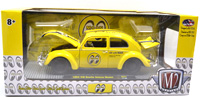 MOONEYES - 1952 VOLKSWAGEN BEETLE DELUXE (YELLOW)