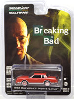 BREAKING BAD - 1982 CHEVY MONTE CARLO