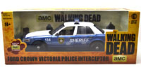 THE WALKING DEAD - FORD CROWN VICTORIA POLICE