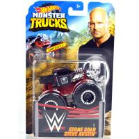 WWE MONSTER TRUCKS - STONE COLD STEVE AUSTIN