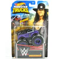 WWE MONSTER TRUCKS - UNDERTAKER