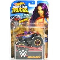 WWE MONSTER TRUCKS - SASHA BANKS