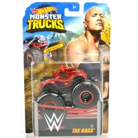 WWE MONSTER TRUCKS - THE ROCK