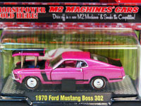 HOBBYRAMA 1970 FORD MUSTANG BOSS 302 CHASE CAR