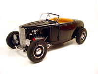 1932 FORD HIGHBOY BLACK