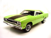1970 PLYMOUTH ROAD RUNNER LIMELIGHT GREEN